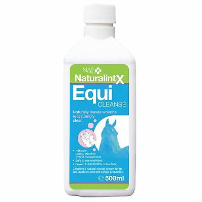 NAF NaturalintX Equi Cleanse 500ml