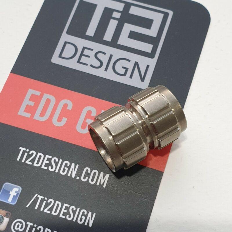 Ti2design HiTex Titanium Beads very rare and discont.