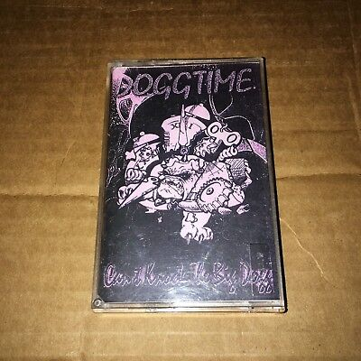 RARE! DJ Doggtime Can't Knock The Big Dogg CLASSIC 90s Hip Hop Cassette Mixtape