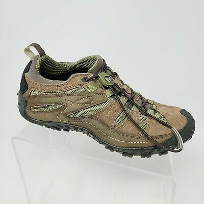 womens merrell chameleon stretch brown performance footwear Hiking Outdoor sz 9