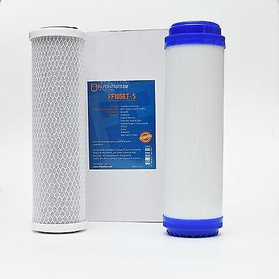 Filtersfast Brand Ff10set  5 Fxsvc  Fxslc  Pentek P 250 Compatible Filter Set