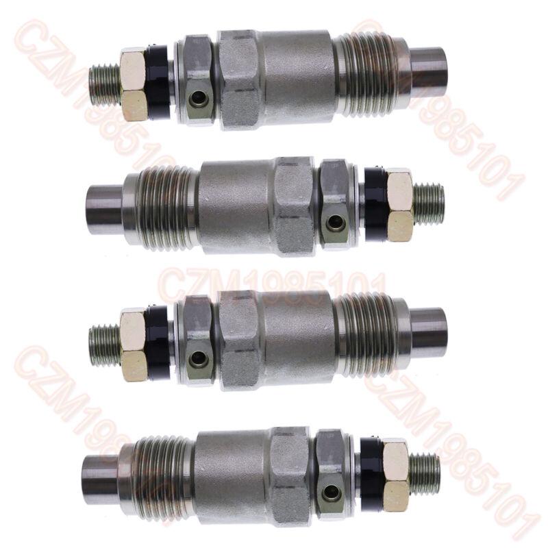 4PCS Fuel Injector Assy 093500-1980 23600-54020 for Toyota L LN40