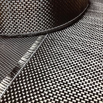 Carbon Fiber Cloth Fabric Plain Weave 3k 5.6oz160gsm Tape 4