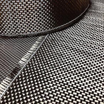 Carbon Fiber Cloth Fabric Plain Weave 3k 5.6oz/160gsm TAPE 4