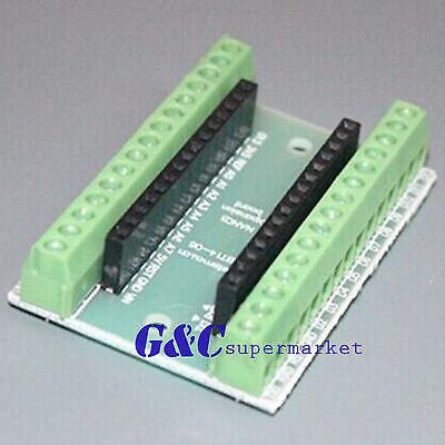 Nano Terminal Adapter for the Arduino Nano V3.0 AVR ATMEGA328P-AU DIY M94