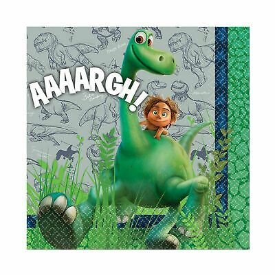 16 ct The Good Dinosaur beverage NAPKINS -
