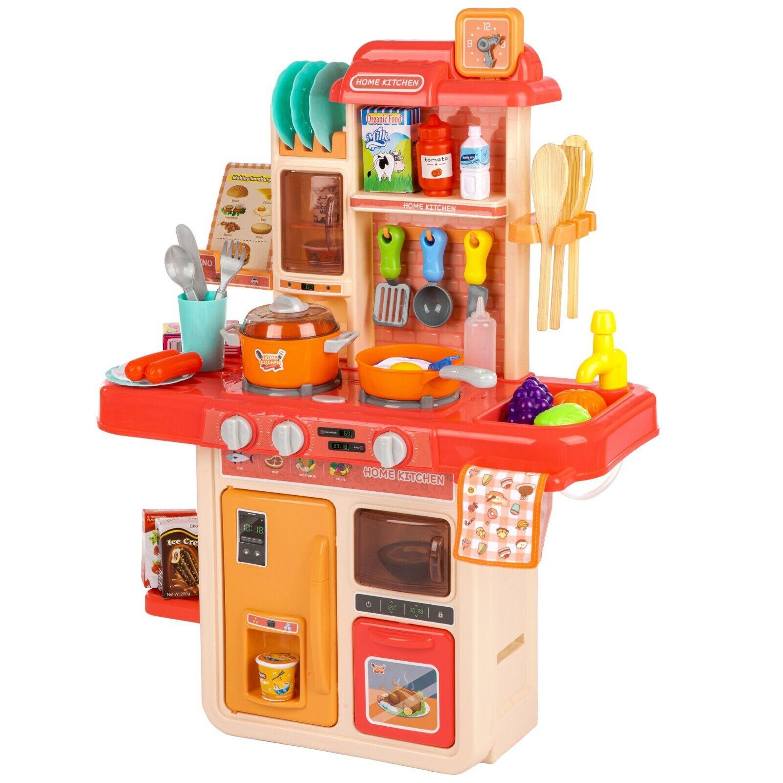 Kinderküche Spielküche Spielzeug Zubehör Küche KP5447 mit Zubehör Zubehörteile
