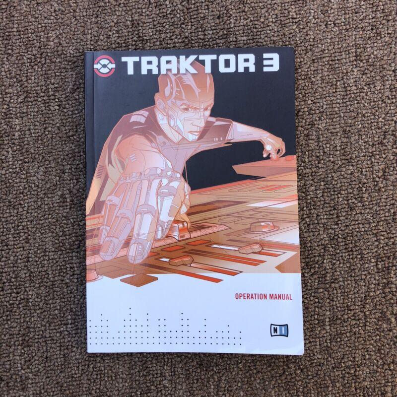 Traktor 3 operation manual native instruments