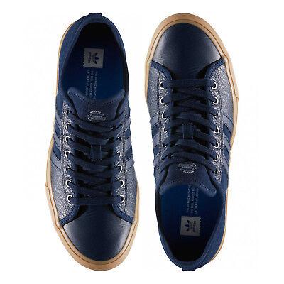 Adidas Originals Matchcourt Remix Navy Gum Sole Sneakers ADIDAS BY3987 NEW  (Navy Gum)