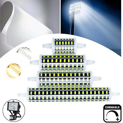 (R7S LED Flood Light Dimmable J78 J118 J189 10W 20W 25W 30W 5733 SMD Bulbs Lamps )