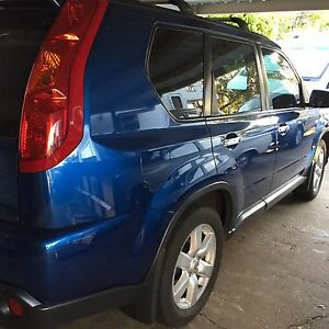 2008 Nissan Xtrail ST-L  Manual 4WD Meadowbrook Logan Area Preview