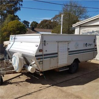 1993 Jayco Pop-up Caravan Lawson Belconnen Area Preview