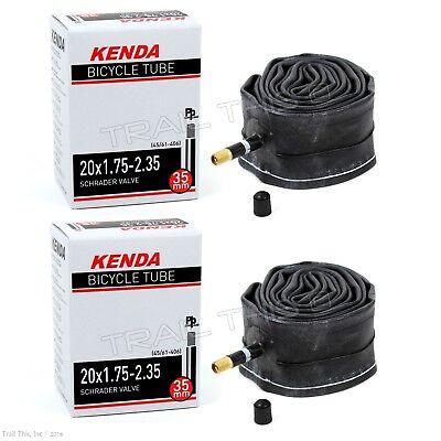 Kenda Tube 24-1.5//1.75 Valvula Schrader