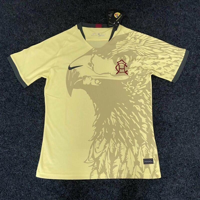 Club America 2020 - 2021 Away Soccer Jersey S.M.L.XL.2XL