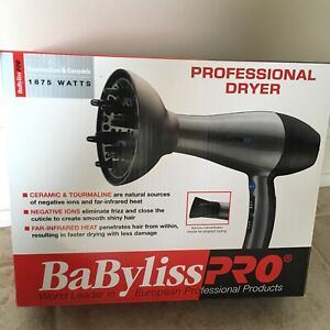 NEW Babyliss Professional Hair Dryer