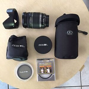 CANON 18-200mm SLR Camera zoom Lens with macro / wide angle + filters Bayview Darwin City Preview