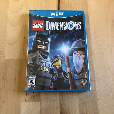 Lego Dimensions Wii U New And Sealed