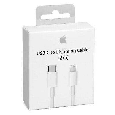 Cable Lightning a USB C Original 100% Apple Carga MKQ42 2m para...