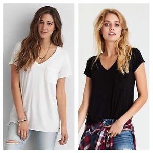 AMERICAN EAGLE SOFT & SEXY TEES-NEW!