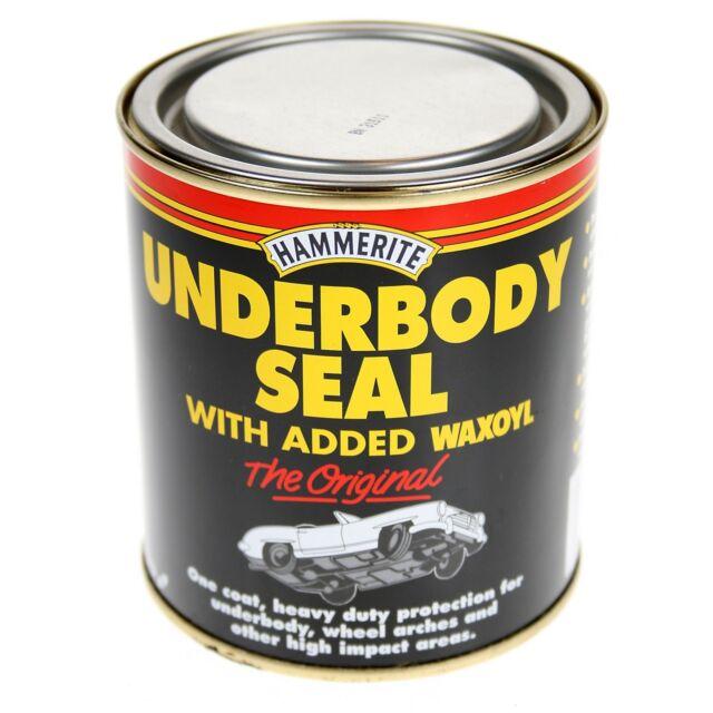 Hammerite Underbody Seal - 500ml Tin