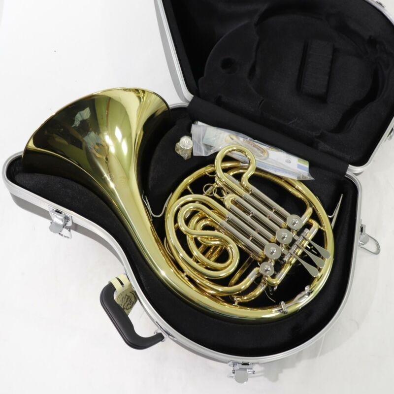 Jupiter Model JHR1100 Intermediate Double French Horn SN YC03818 OPEN BOX