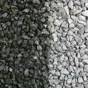 44 Kg 16-32 mm Granitsplitt Edelsplitt Ziersplitt Granit Gartensplitt Dekosplitt
