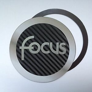 Magnetic-Tax-disc-holder-fits-ford-focus-st-rs-zetec-titanium-c-max-ghia-silver