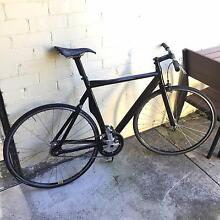 56cm Felt TK2 2013 Fixed Gear Track Bike Bicycle Marrickville Marrickville Area Preview
