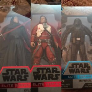 BRAND NEW BNIB Lot of Star Wars Figures - ALL FOR $120