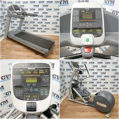 Refurbished Precor 956i Treadmill & EFX 835 Total-Body Cross Trainer Package