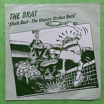The Brat - Tiza Polvo - The Umpire Strikes Back / Moody...