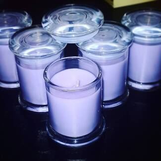 8 Oz Soy Wax HEAVILY SCENTED Candles