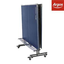 Slazenger Indoor/outdoor Foldable Table Tennis Table-From the Argos Shop on ebay