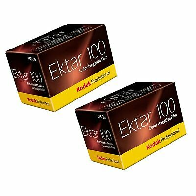 Kodak Ektar 100 Professional ISO 100, 35mm, 36 Exposures, Color Negative Film... - $50.99