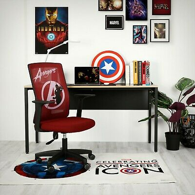 Marvel Avengers Office Chair Computer Desk Chair Gaming - Ergonomic Mesh Home