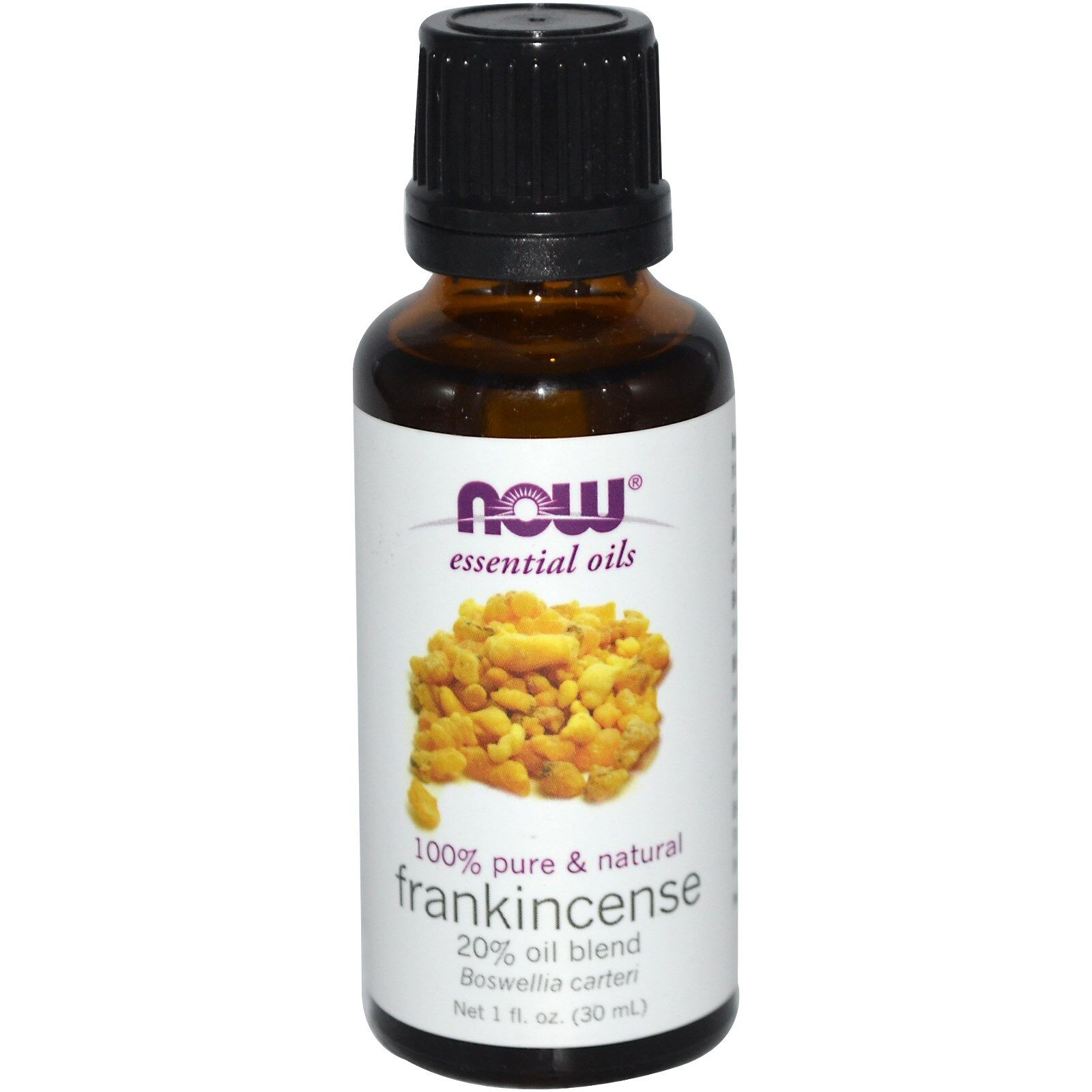 NOW Foods 1 oz Essential Oils and Blend Oils - FREE SHIPPING! Frankincense 20% Blend