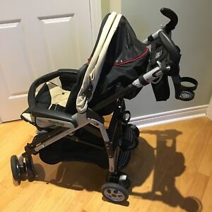 Peg-Perego P3 Compact Stroller and more