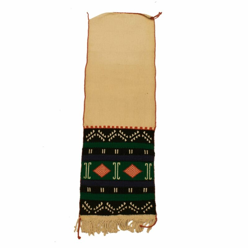 Hopi Finely Woven Sash Brocade