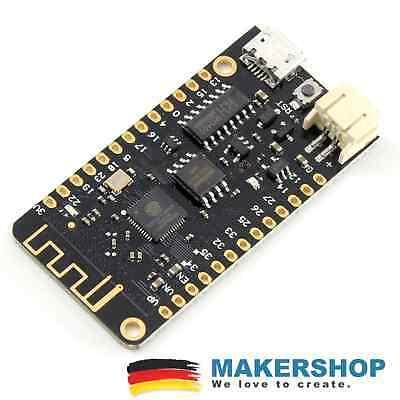 Lolin32 ESP32 Lite Development Board WiFi Bluetooth Wemos WLAN 4MB Flash Arduino - Bluetooth Flash