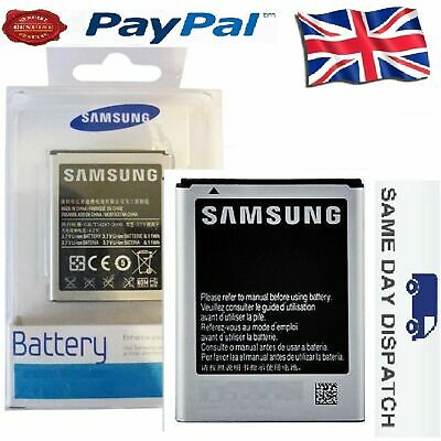 Original Genuine Battery For Samsung Galaxy Ace GT S5830i S5839i EB 494358VU...