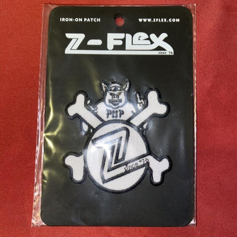 Z-Flex Skateboards Original Bones Patch