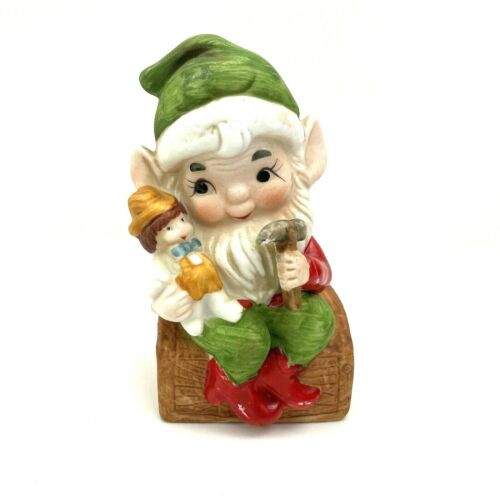 VTG HOMCO Christmas Santa