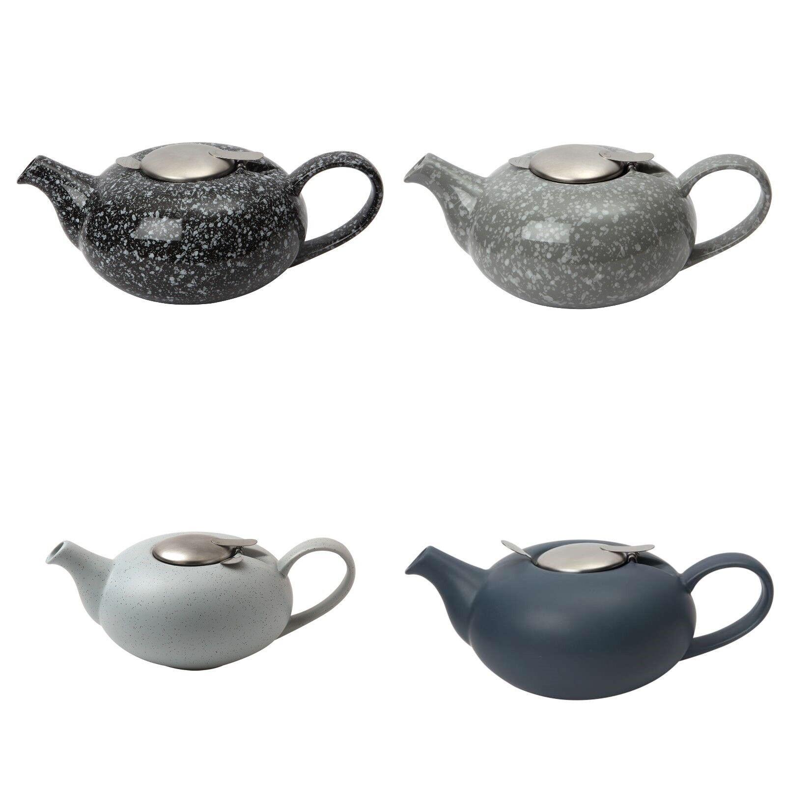 London Pottery Filter Pebble Teapot - Various Colours - 2 &