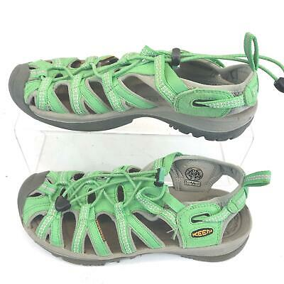 Keen Sport Sandal 1008450 APX 1012 Green Womens Size Euro 39 US. 8.5. Apx Grey Green