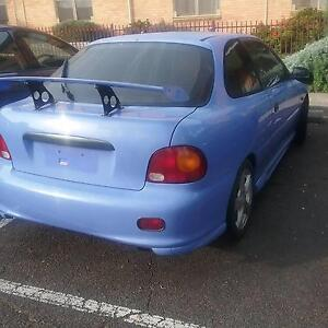 1997 Hyundai Excel Hatchback Ascot Vale Moonee Valley Preview