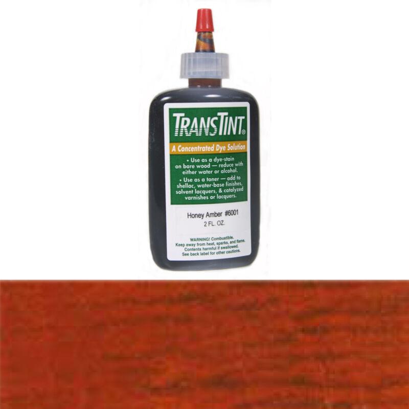 TransTint Dyes  Reddish Brown