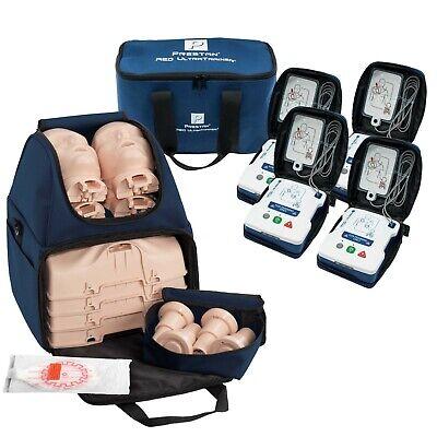 Cpr Training Kit W Prestan Ultralite Manikins Prestan Aed Trainer Accessories