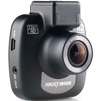 "Nextbase Dash Cam 112 Dashboard Camera Recorder 2"" 720p Compact Powered Mount"