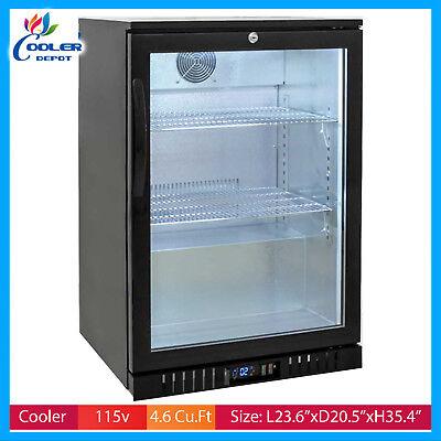 24 Under Counter Bar Beer Liquor Refrigerator Cooler Fridge Nsf Cooler Depot