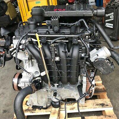 1/2 Motor (MOTOR 1.2 G4LA Benzin Hyundai i10 i20 Kia Picanto Rio 63kw 86ps 2013 Bj.)